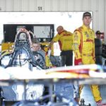 Ryan Hunter-Reay goes from worst to almost first at Pocono Raceway