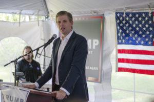 Trump opens Clarks Summit office