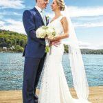 Kenslie Elizabeth Kerestes and Sean James Mulhern wedding