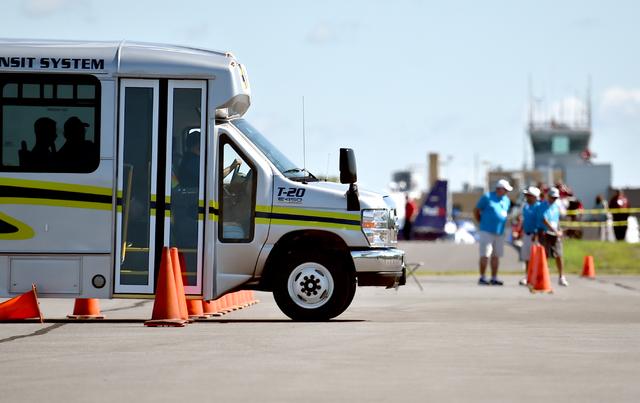Ride 'em, cowboys! … er, bus drivers! Public transit ROADeo comes ...