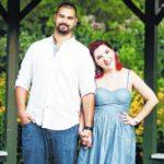 Sara Elizabeth Farrey and Seth Hugo Kelso engagement
