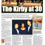 Kirby Center Anniversary
