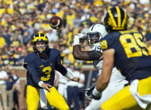 Penn State report card: Nittany Lions overwhelmed at Michigan