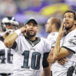 Eagles trade Bradford to Vikings