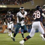 Carson Wentz comes through again as Eagles beat Bears