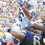 Lions bemoan mistakes in wild loss to Pitt