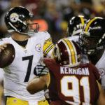 Big Ben leads Steelers past Redskins, 38-16
