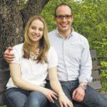 Autumn Gramigna and Jason Homza engagement