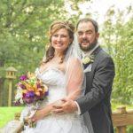 Laura Ann Sabol and Nicholas Charles Harding wedding