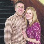Tamara Lamb and Kevin Fitzmaurice engagement