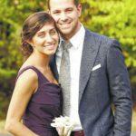 Jamie Greer Tauber and Christopher John Parrish engagement