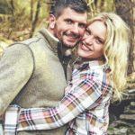 Lindsay Kuchinski and Philip Dunn engagement