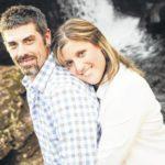 Alyson Marie Paulauskas and James Kearney engagement