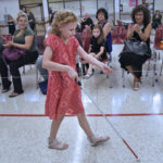 InSight Kids Club members get time on the catwalk