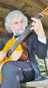 Guitar concert to benefit St. Vincent De Paul Kitchen