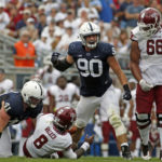 Penn State roars back with 34-27 win over Temple