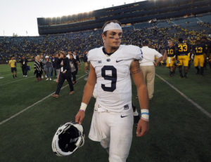 Big House blowout: Penn State can't touch No. 4 Michigan