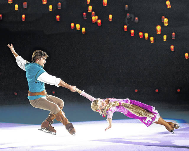 disney on ice�s �dream big� show coming to mohegan sun