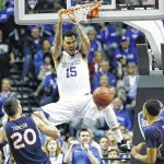 Kentucky's platoon system gives way to traditional rotation