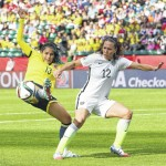 Rapinoe, Holiday out for US in World Cup quarterfinals