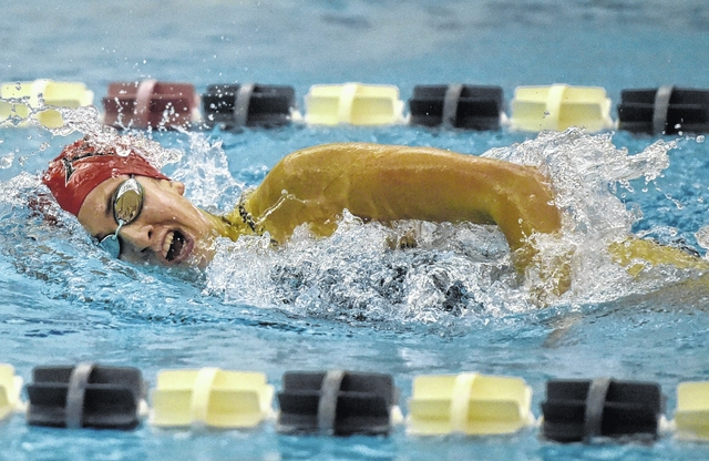 Times Leader Holy Redeemer Digs Deep To Pull Out Girls Swimming Victory Over Tunkhannock