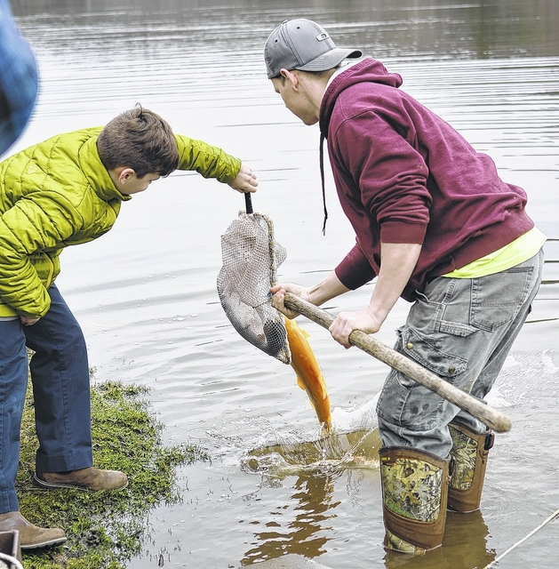 Tips For Mentored Youth Trout Fishing Day In Pennsylvania: Stocking A Sign Of Spring