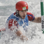Drums' Eichfeld advances to semifinals in single canoe slalom
