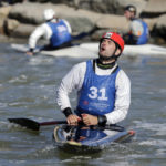 Drums' Casey Eichfeld enters Olympic canoe events with confidence