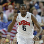 Weakened team, but visions of gold remain for U.S. men's basketball