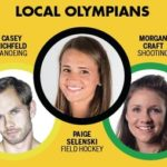 Capsule biographies of five local Olympians
