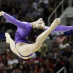 Gymnast Laurie Hernandez a 'crowd pleaser' — and she knows it