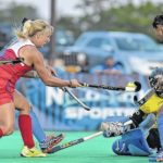 Kolojejchick, USA field hockey fought to the end for opening victory
