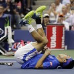 Murray unraveled by noise, loses in US Open quarters
