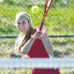 Holy Redeemer celebrates silver medal in District 2 Class 2A team tennis finals