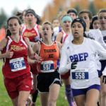Holy Redeemer's Lindsey Williams takes first at district cross country meet