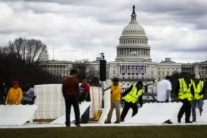 Locals offer perspectives on attending inauguration in Washington, D.C.