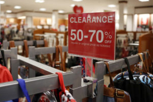 J.C. Penney to close between 130 and 140 stores