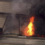 Atlanta highway collapse poses traffic dilemma