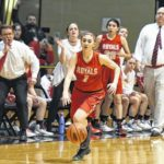Holy Redeemer girls basketball teams falls to Goretti again in states