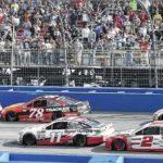 Despite fast start, NASCAR ratings still sink