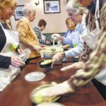 Misericordia social work students organize benefit for Dinners for Kids