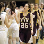 Valley West girls basketball falls to Archbishop Wood in PIAA quarters