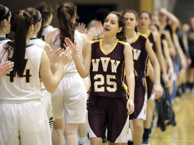Image result for wyoming valley west girls basketball