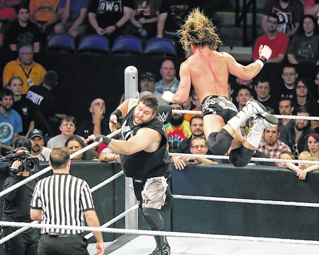 WWE Monday Night Raw to come to Mohegan Sun Arena in Wilkes-Barre Twp.