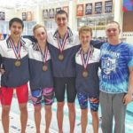 Wyoming Seminary's Marcos Rico wins states gold in 100 breast