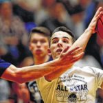 Blue wins WVC boys senior all-star basketball game
