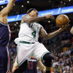 Thomas and Celtics get out to early second-round NBA playoff lead