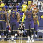 Cavs off to 2nd round after sweep of Pacers