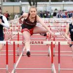 Pittston Area girls persevere to win key track meet at Hazleton Area