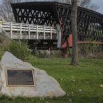Two arrested for burning down Madison County bridge made famous in book, film